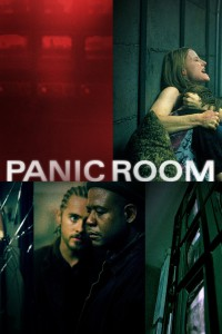 "Poster for the movie ""Panic Room"""