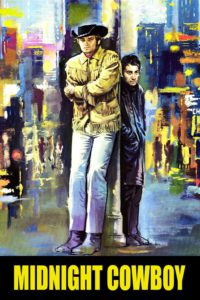"Poster for the movie ""Midnight Cowboy"""