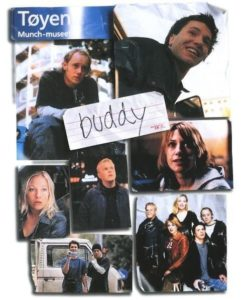 "Poster for the movie ""Buddy"""