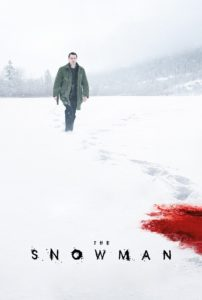 "Poster for the movie ""The Snowman"""