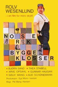 """Poster for the movie """"Norske byggeklosser"""""""