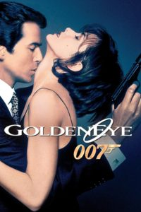 "Poster for the movie ""GoldenEye"""