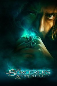 "Poster for the movie ""The Sorcerer's Apprentice"""
