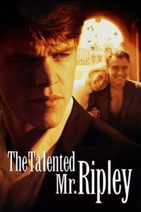 "Poster for the movie ""The Talented Mr. Ripley"""