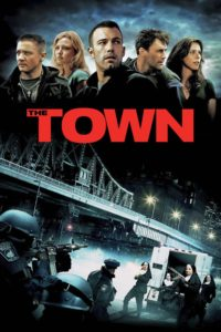 "Poster for the movie ""The Town"""