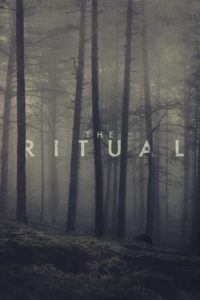 "Poster for the movie ""The Ritual"""