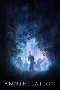 "Poster for the movie ""Annihilation"""