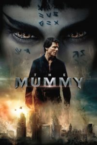 "Poster for the movie ""The Mummy"""
