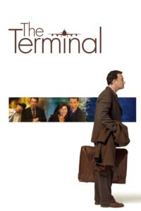 "Poster for the movie ""The Terminal"""