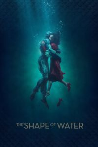 "Poster for the movie ""The Shape of Water"""