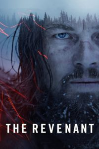"Poster for the movie ""The Revenant"""