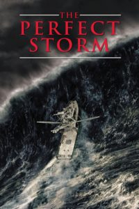 "Poster for the movie ""The Perfect Storm"""
