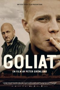 """Poster for the movie """"Goliath"""""""
