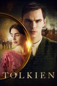 """Poster for the movie """"Tolkien"""""""