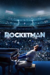 "Poster for the movie ""Rocketman"""