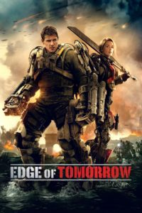 "Poster for the movie ""Edge of Tomorrow"""