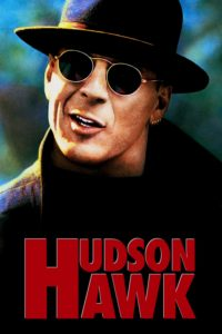 "Poster for the movie ""Hudson Hawk"""