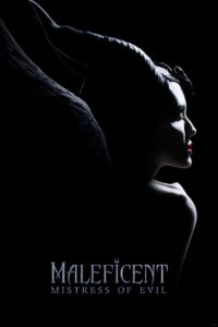 """Poster for the movie """"Maleficent: Mistress of Evil"""""""