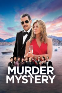 "Poster for the movie ""Murder Mystery"""