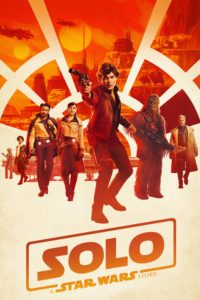 """Poster for the movie """"Solo: A Star Wars Story"""""""