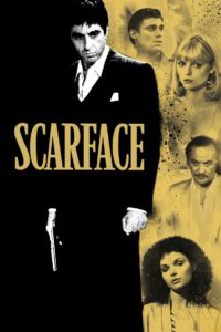 "Poster for the movie ""Scarface"""