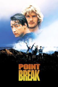 """Poster for the movie """"Point Break"""""""