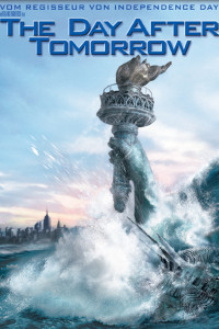 """Poster for the movie """"The Day After Tomorrow"""""""