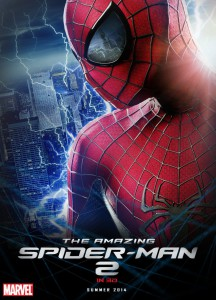 """Poster for the movie """"The Amazing Spider-Man 2"""""""