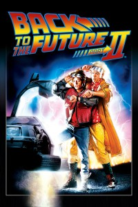 """Poster for the movie """"Back to the Future Part II"""""""