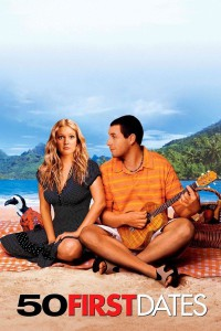 "Poster for the movie ""50 First Dates"""