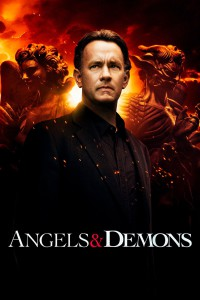"""Poster for the movie """"Angels & Demons"""""""