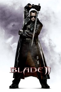 """Poster for the movie """"Blade II"""""""