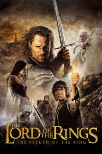 """Poster for the movie """"The Lord of the Rings: The Return of the King"""""""