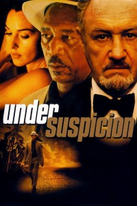 "Poster for the movie ""Under Suspicion"""