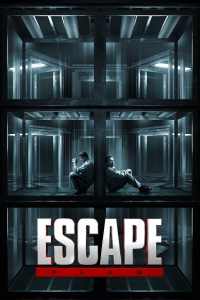 "Poster for the movie ""Escape Plan"""