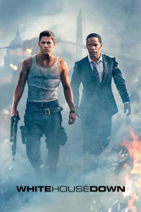 "Poster for the movie ""White House Down"""