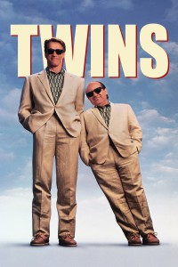 """Poster for the movie """"Twins"""""""