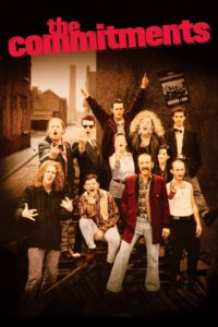 """Poster for the movie """"The Commitments"""""""