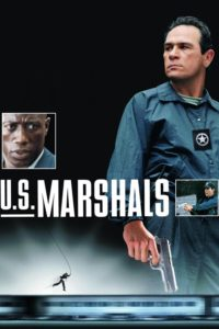 """Poster for the movie """"U.S. Marshals"""""""