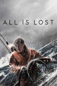 "Poster for the movie ""All Is Lost"""