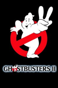 """Poster for the movie """"Ghostbusters II"""""""