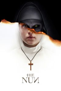 """Poster for the movie """"The Nun"""""""