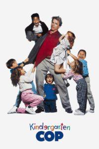 """Poster for the movie """"Kindergarten Cop"""""""