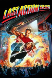 """Poster for the movie """"Last Action Hero"""""""