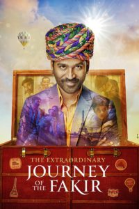 """Poster for the movie """"The Extraordinary Journey of the Fakir"""""""