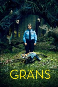 """Poster for the movie """"Gräns"""""""