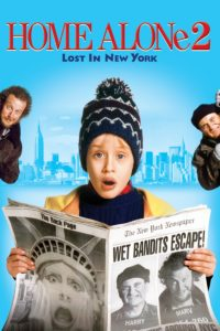 """Poster for the movie """"Home Alone 2: Lost in New York"""""""
