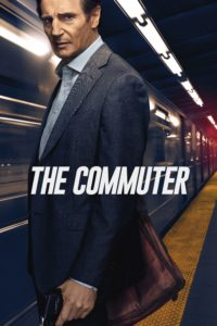 """Poster for the movie """"The Commuter"""""""