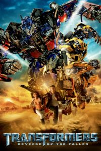 """Poster for the movie """"Transformers: Revenge of the Fallen"""""""