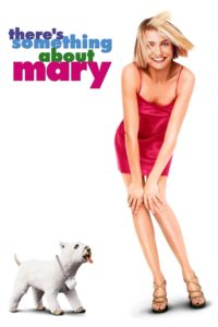 """Poster for the movie """"There's Something About Mary"""""""